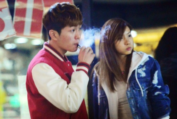 These KPOP Idols are Actually Smokers