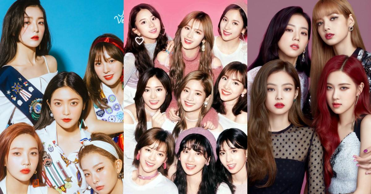 January 2021 Girls Group Brand Reputation Rankings announced