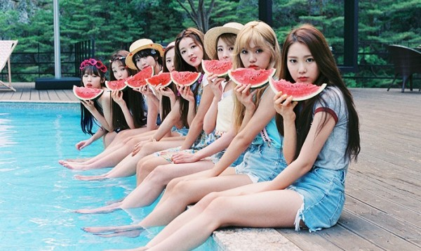 oh my girl a-ing
