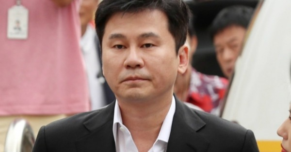 Former YG Entertainment CEO Yang Hyun Suk is Being Taken to Court