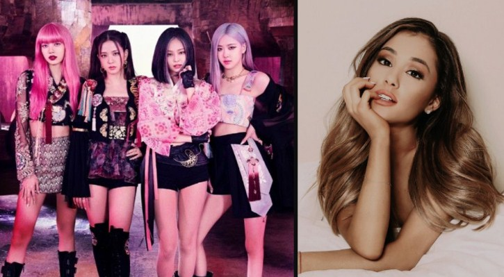 Blackpink Beats Ariana Grande As Youtube S Most Subscribed Music Artist Kpopstarz