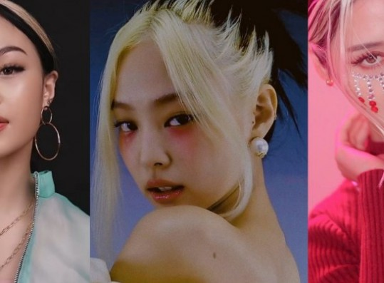 Celebrities Copying BLACKPINK Jennie's Chic 'How You Like That' Hairstyle