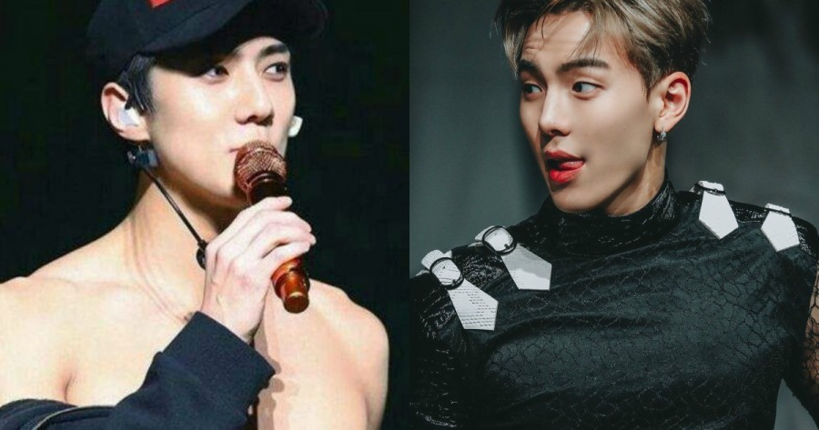 MONSTA X Shownu Named These Three Idols For Their Amazing Physiques