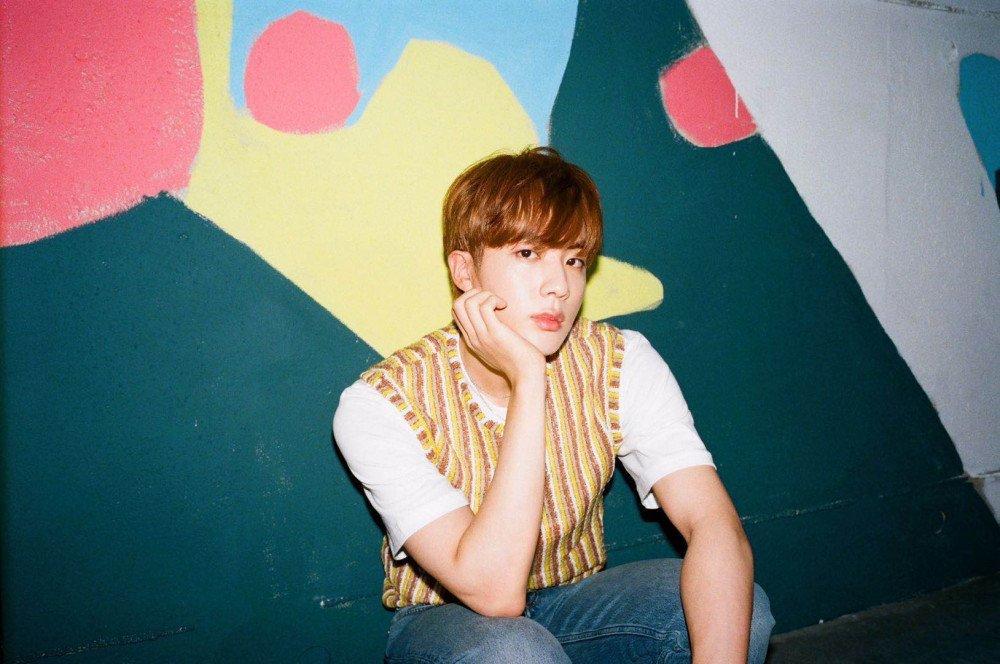 BTS Jin Dynamite