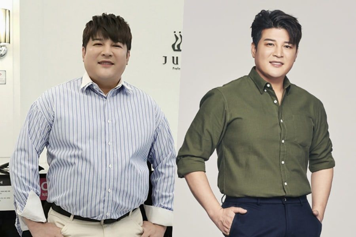 These K Pop Idols Were Criticized For Being Fat Their Weight Loss Transformations Will Inspire You Kpopstarz