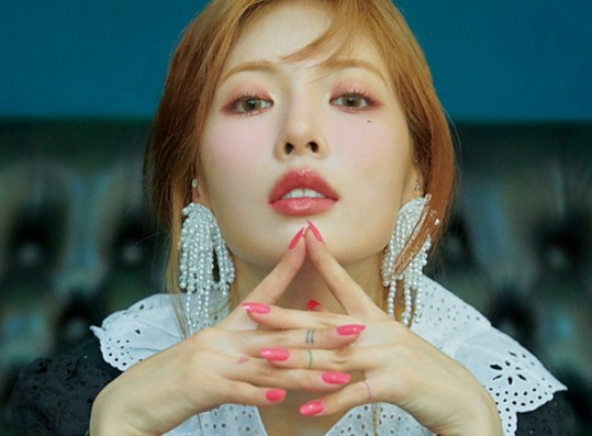 HyunA Explains Why She Chose to Reveal Her Depression and Panic Disorder
