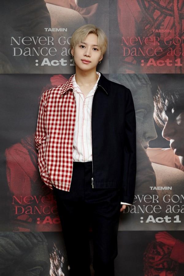 SHINee Taemin Drops Thriller movie-like Track,