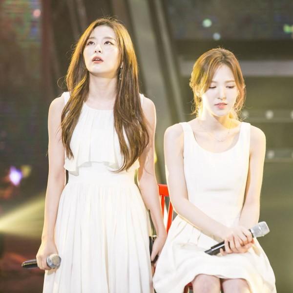 Seulgi and Wendy