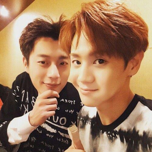 Doojoon and Yoseob