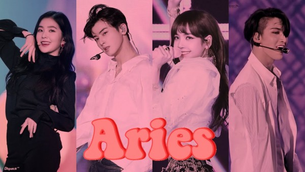 Know All The Popular K Pop Idols Born With The Zodiac Sign Aries Kpophit Kpop Hit