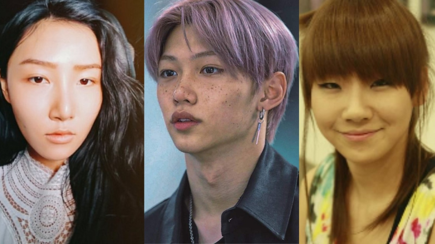 These K Pop Idols Still Look Superior In Their Bare Faces Despite Imperfections Kpoplover
