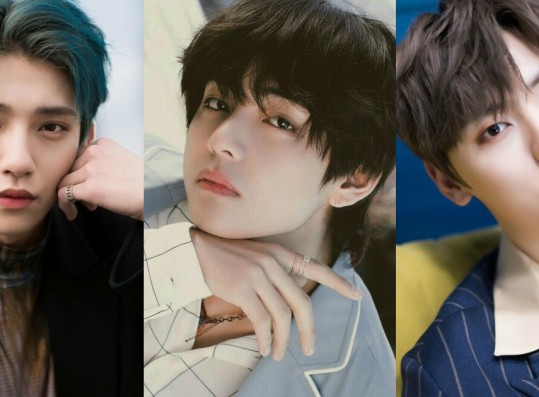 These 10 Male Idols Born in 1995 All Have Stunning Visuals