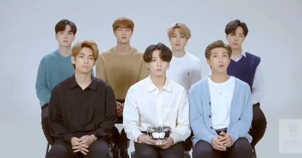 Chinese Media Accuses Korean Media for BTS Van Fleet Award Speech Controversy