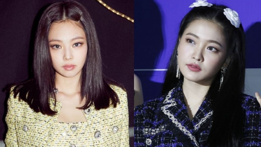 BLACKPINK Jennie, Red Velvet Yeri