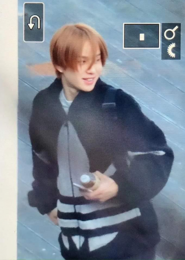 Photos of NCT Jungwoo Smoking Leaked
