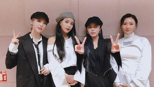 BTS, MAMAMOO, (G)-IDLE and More Win Honors from