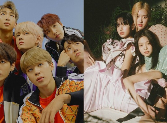 2020 Considered a Turning Point in K-Pop Thanks to BTS, BLACKPINK, and More