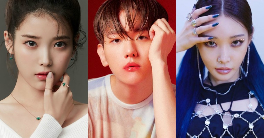 Baekhyun, IU, and More: Famous Hong Kong Publication Drops Their 'Best K-Pop Solo Singles in 2020' List