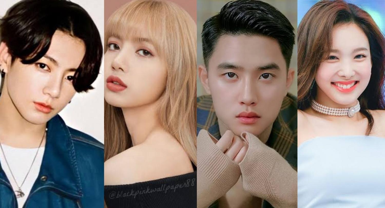 Jungkook Lisa Nayeon And More Entered Hot 100 K Pop Idols 2020 See Full List Kpopstarz