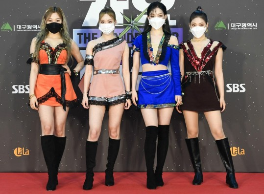 Aespa's Outfit Once Again Slammed For Being Strange at the '2020 SBS Gayo Daejun'