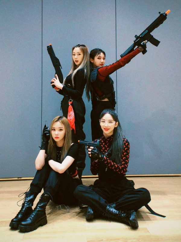 Aespa's Techwear in Latest Choreography Video Receives Divided Opinions