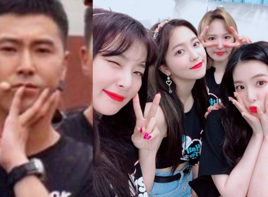 TVXQ Yunho Reveals Real Reason Why He Was Glaring at Red Velvet's Performance During His Mandatory Military Enlistment