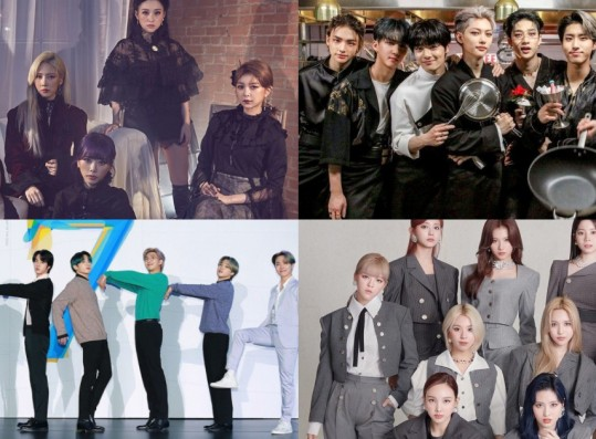 Dreamcatcher, TWICE, and More: Reddit K-Pop Selects The Best Albums of 2020