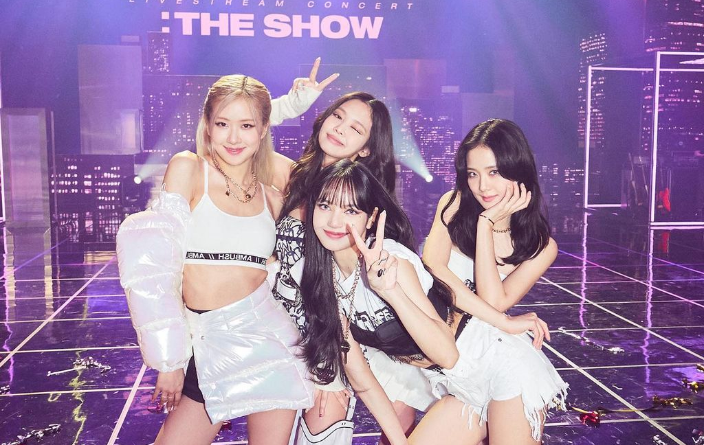 Image result for the show blackpink