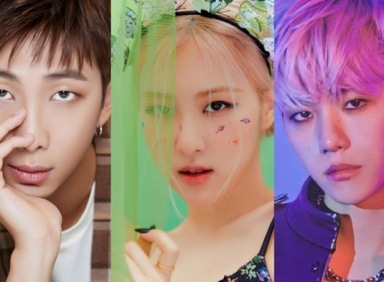 Baekhyun, RM, Rosé, More: Forbes Selects K-pop Solo Idols who Could Break into the U.S. this 2021