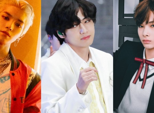 BTS V, NCT Taeyong, and More: Nehan Reveals the Most Popular Male Idols in Japan