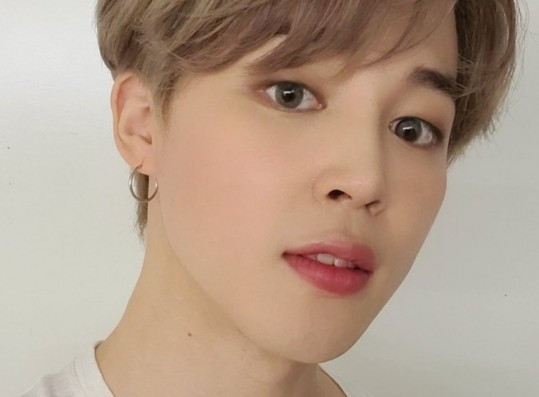 BTS Jimin Selected as The Male Idol People Would Give Chocolates to on Valentine's Day