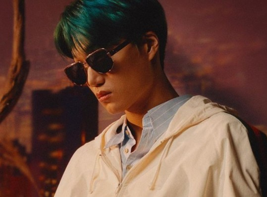 EXO Kai Teams Up With Gucci For Special Collaboration