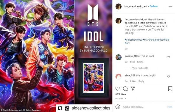 BTS: Idol By Ian MacDonald