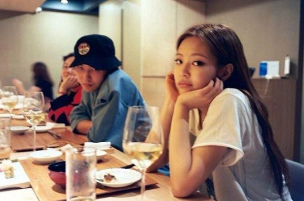 Jennie G-Dragon
