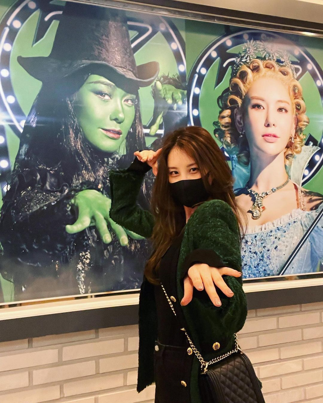 Girls' Generation's Seohyun Drops New Photos on Her SNS