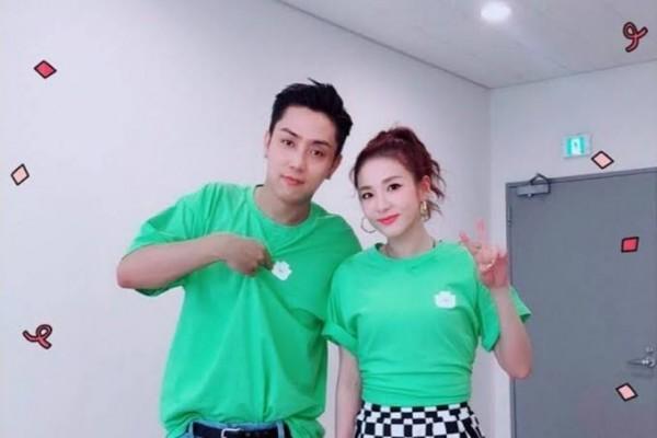 Sandara Meets Her 24-year Crush Eun Ji Won Again + Reaction of WINNER Mino Made Viewers Laugh