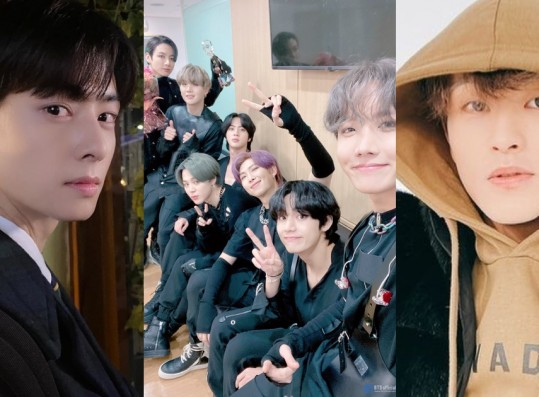 ASTRO Cha Eun Woo, BTS, and More: These are the Male K-Pop Artists Who Gained the Most Instagram Followers in February 2021