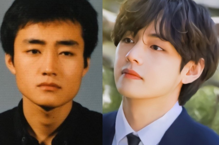 BTS V Praises his Father's Visual and Personality + Confesses his Dream to Become like His Dad