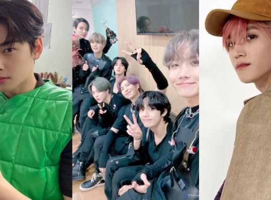 BTS, ASTRO Cha Eun Woo, and More: These are the Male K-Pop Artists That Gained the Most Instagram Followers in March 2021
