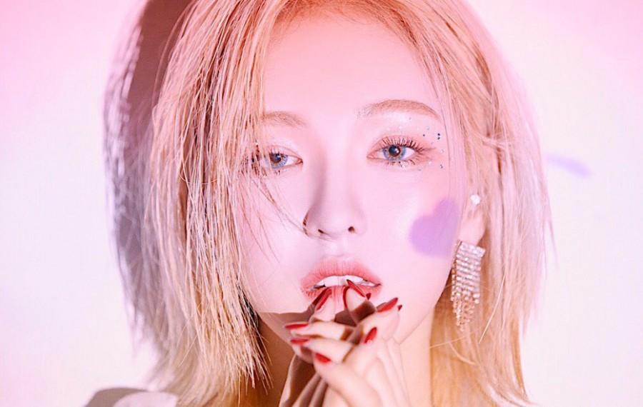 Red Velvet member Wendy