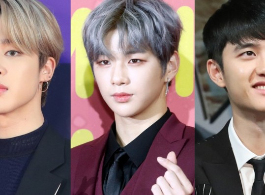 Kang Daniel, BTS Jimin, and More: These are the Most Popular Male Idols on Choeaedol for March 2021