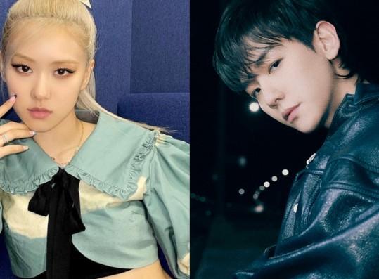 BLACKPINK Rosé, EXO Baekhyun, and More: Vogue Korea Selects the Four Group Members Who Shine as Soloists