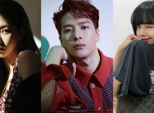 GOT7 Jackson, aespa Karina, and More: People Select the Idols Most Loved by Luxury Brands