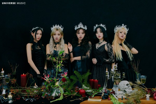 G(I)-DLE Concept Photo for