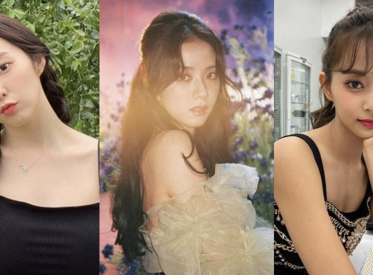 BLACKPINK Jisoo Selected as the Female Idol People Want to Go to Amusement Parks With + See Full List