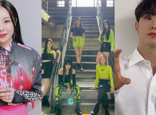 MAMAMOO Wheein, STAYC, and More: Genius Korea Reveals the Top K-Pop Songs of April 2021
