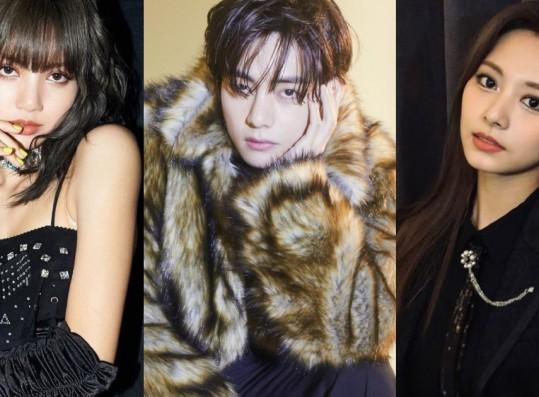 BTS V, BLACKPINK, Lisa, and More: Several K-Pop Idols Make Special Awards '100 Best Face in the World 2021'