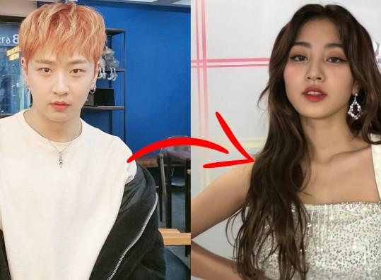 Former BLANC7 Shinwoo Names the K-Pop Stars That Look Better IRL