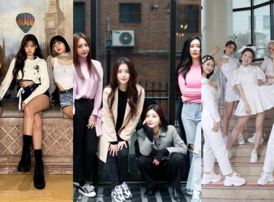 Brave Girls, BLACKPINK, and More: Girl Group Brand Reputation Rankings for May 2021 Released