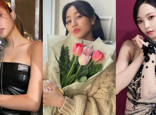 Dispatch Selects the 7 Female Idols Who are Perfect Leaders